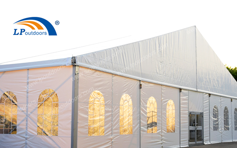 Large Temporary Revival Church Tents can Experience Mobile Regional Event Gatherings