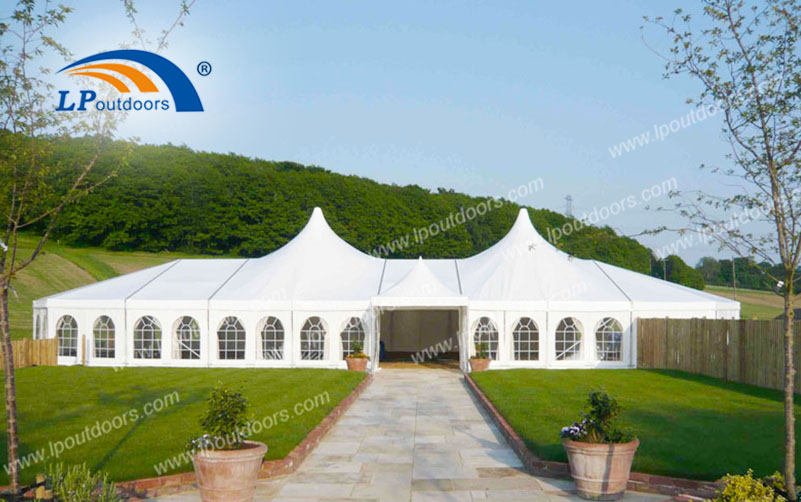 Outdoor Marquee Party tent from LP Outdoors is