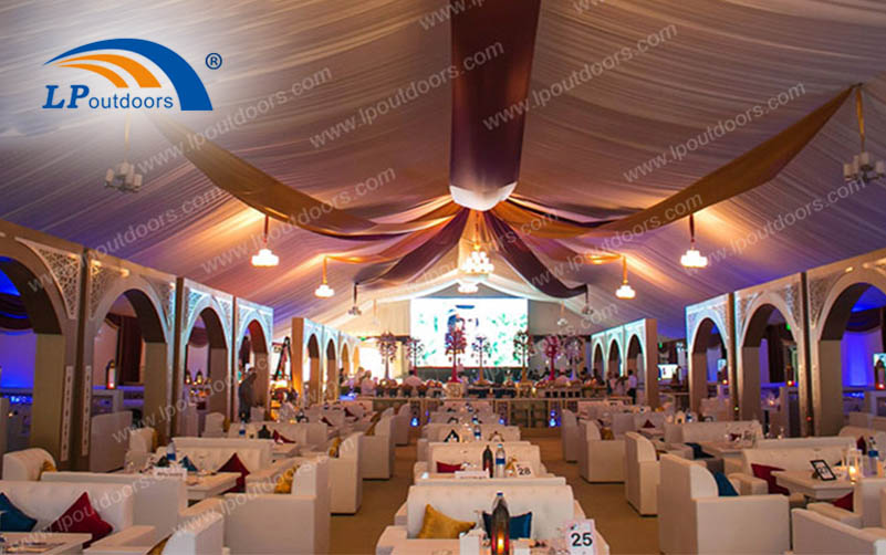 What Are the Advantages and Differences of the Three Types of Event Tents Customized Tents, Transparent Tents, and Dome-screen Projection Tents