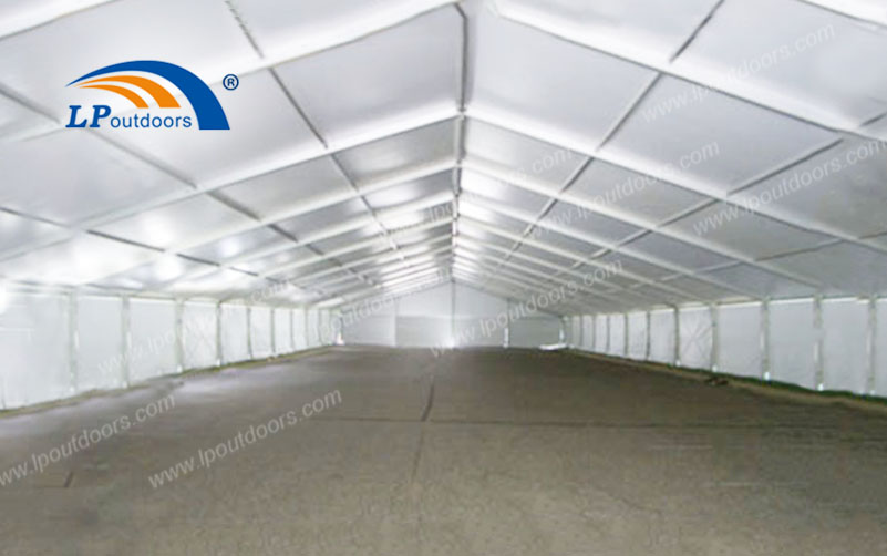 High Quality Warehouse Tent from LP Outdoors With Large Storage Sapce